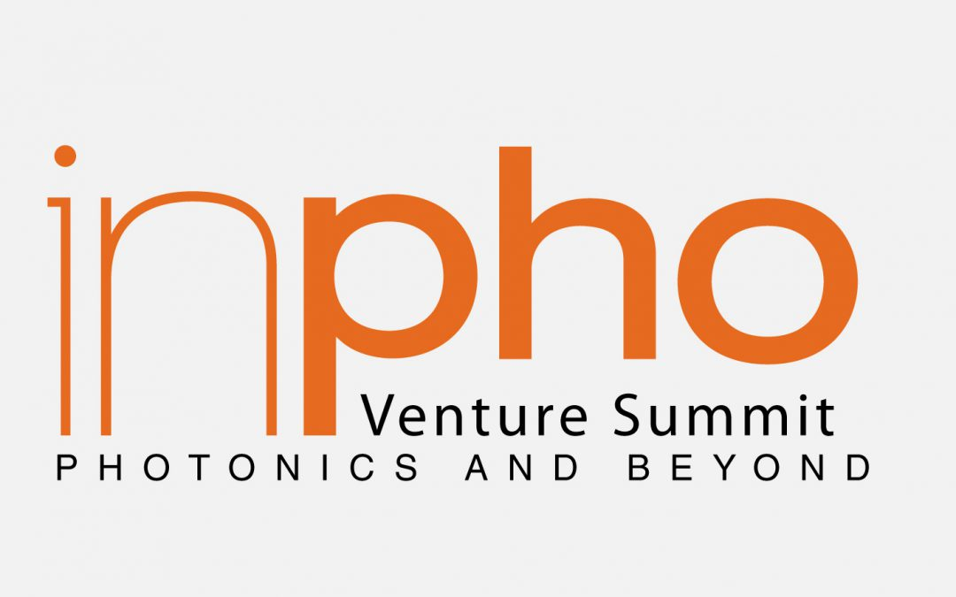 Chronocam awarded at INPHO Venture Summit