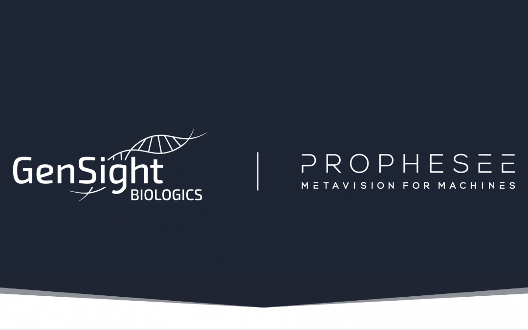Prophesee partners with GenSight Biologics to restore vision to the blind