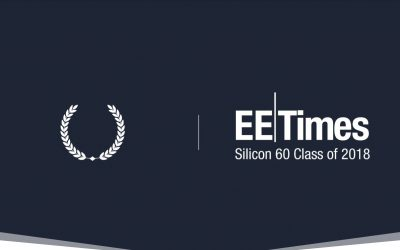 Prophesee named to EE Times Silicon 60 Class of 2018