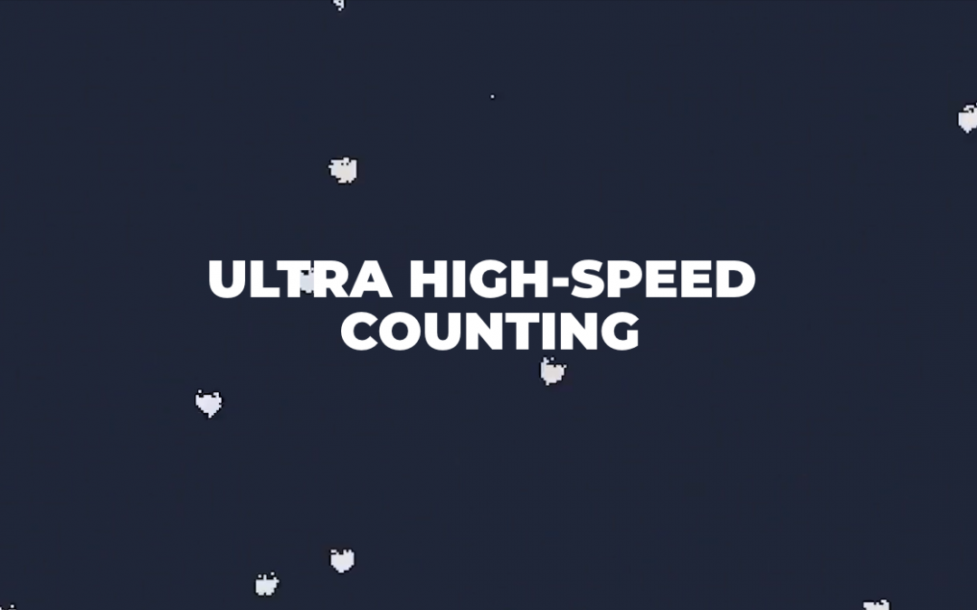 ULTRA HIGH SPEED COUNTING