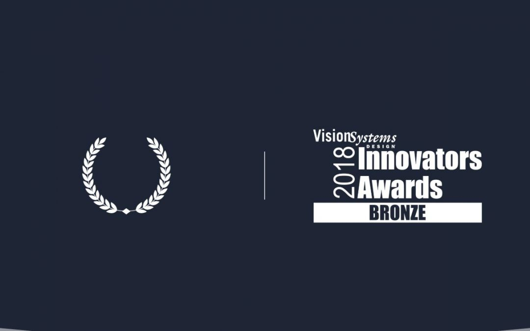 Vision Systems Design awards Prophesee in its 2018 Innovators Awards Program