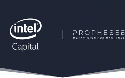 Prophesee joins high growth start-ups at Intel Capital Summit