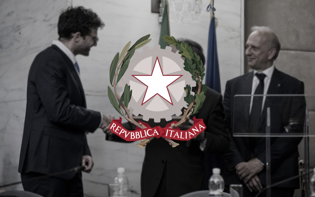Prophesee CEO and co-founder honored by Italian government