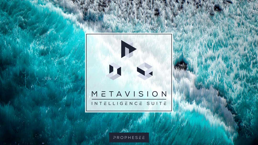 Prophesee Launches Metavision® Intelligence Suite, the Industry's Most Comprehensive Software Tool Kit for Developing Event-Based Vision Applications