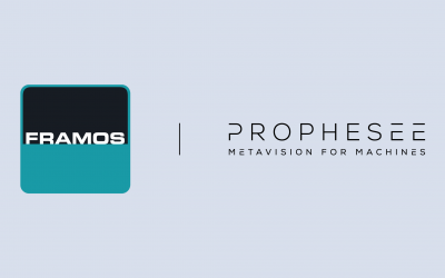 Prophesee & Framos sign distribution agreement